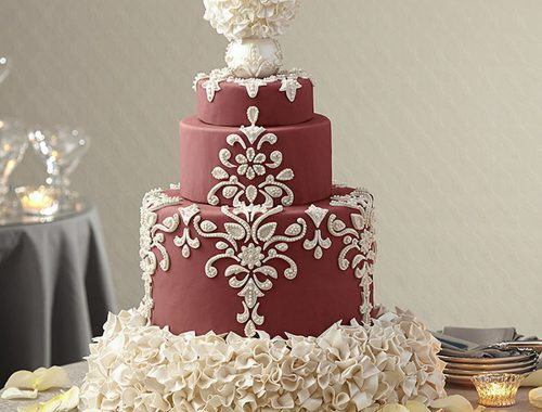 Заказ свадебных тортов